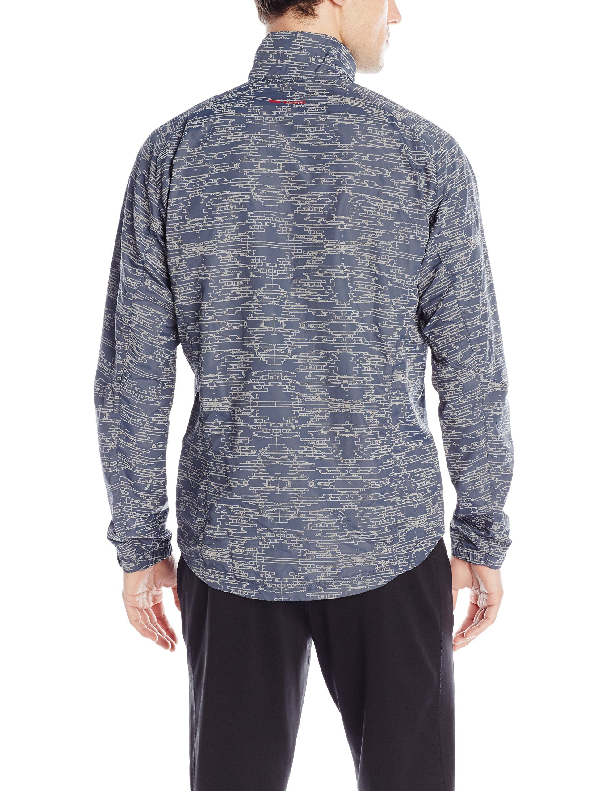 Sugoi Mens Zap Run Jacket Coal Blue Large Details Can Be Found By Clicking On The Image This Is An Affiliate Link With Images Running Equipment Men Sweater Jackets