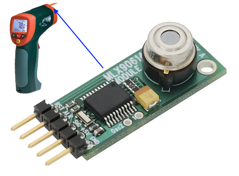 Sensor De Temperatura Sensores Proyectos De Arduino Sensor