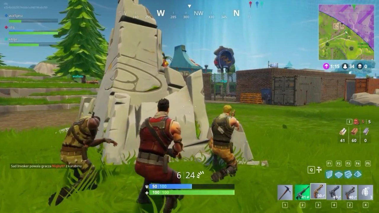 Latest Fortnite Battle Royale Hack For Windows Mac Os Ps4 And