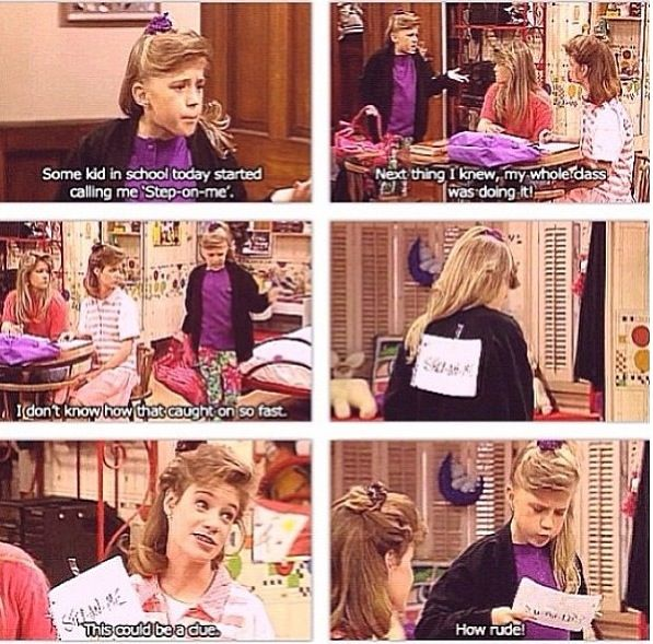 Greatest Show Ever Love Stephanie And Kimmie S Relationship Full House Full House Seasons Full House Funny