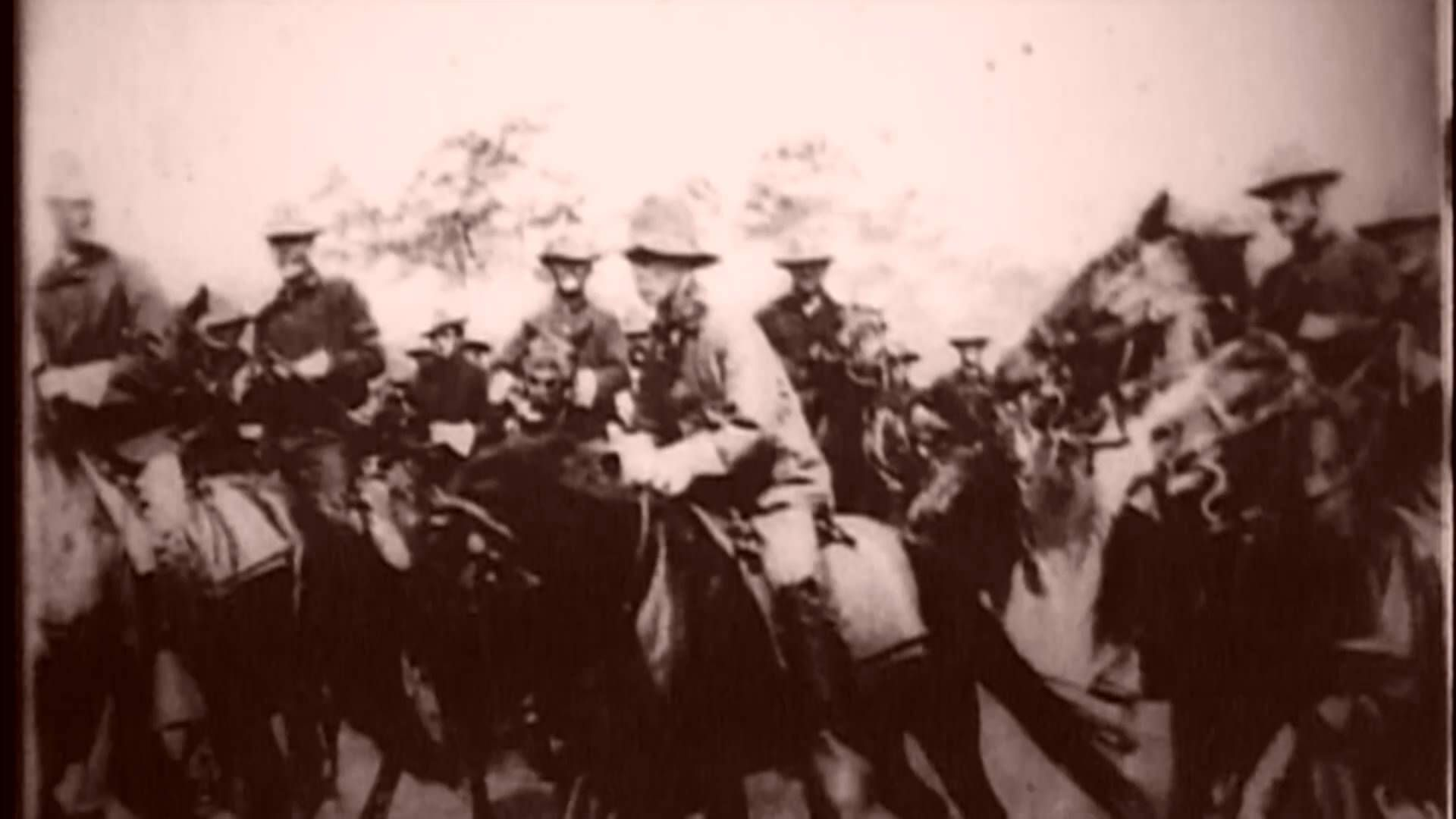 Week 15 History Theodore Roosevelt