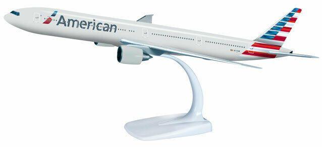 HERPA snap wings 1:200 boeing 777-300er air france