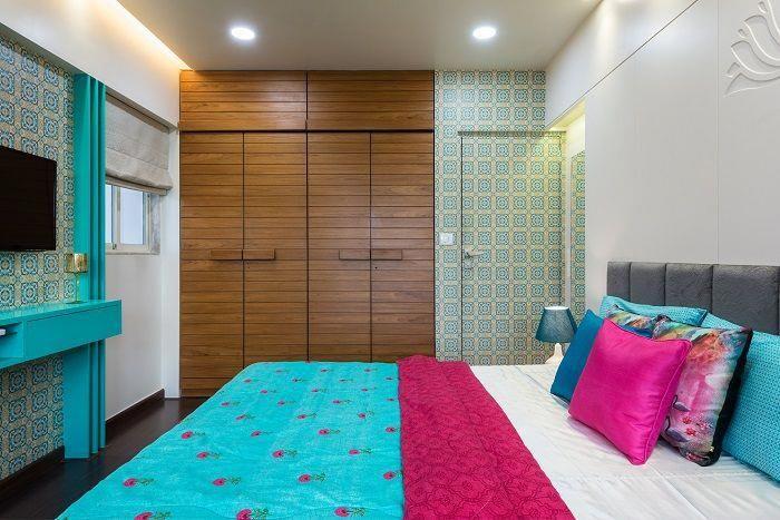 A Bright & Cheery Mumbai Apartment - dress your home ...