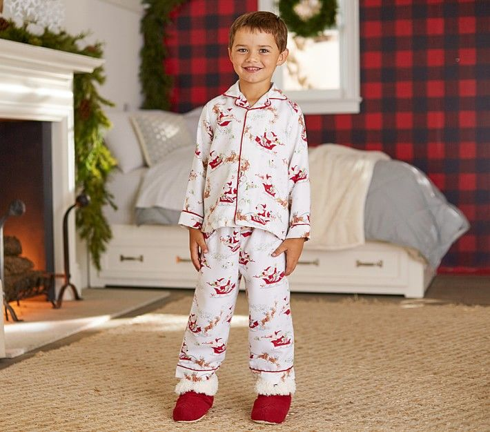 The softest flannel makes our pajamas the coziest way to enjoy the ...
