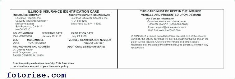 Auto Insurance Card Template Pdf Lovely Template Of Insurance Card 13 Precautions You Must Take Card Template Car Insurance Free Printable Card Templates