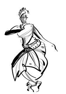 ODISSI dance | Dance paintings, Dancers art, Drawings