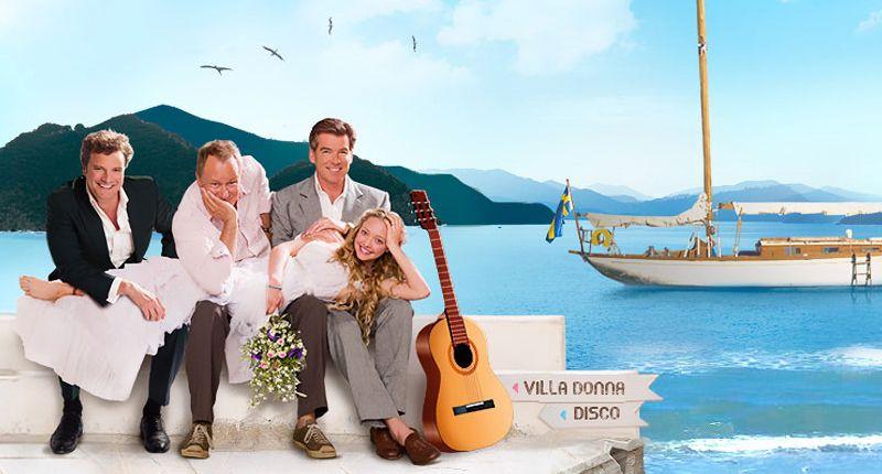 I Love Hellas The Mamma Mia Movie Filmed On Skopelos Island Mamma Mia Mama Mia Romantic Movies