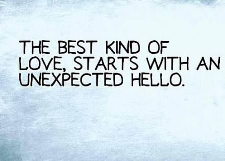 Image Result For Quote About Finding Love Unexpectedly Single