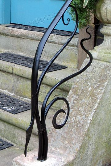 Balconies, Balustrades, Staircases and Handrails Bespoke, Steel - computer service request form