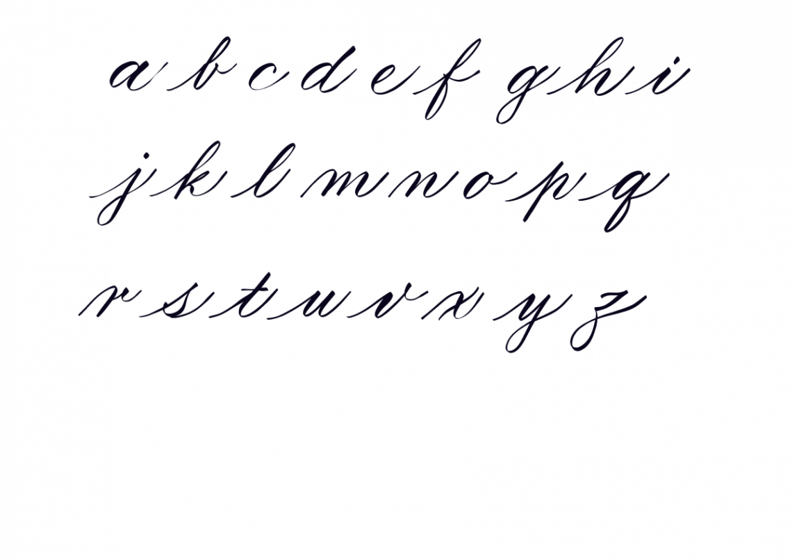 How To Get Started With Dip Pen Calligraphy