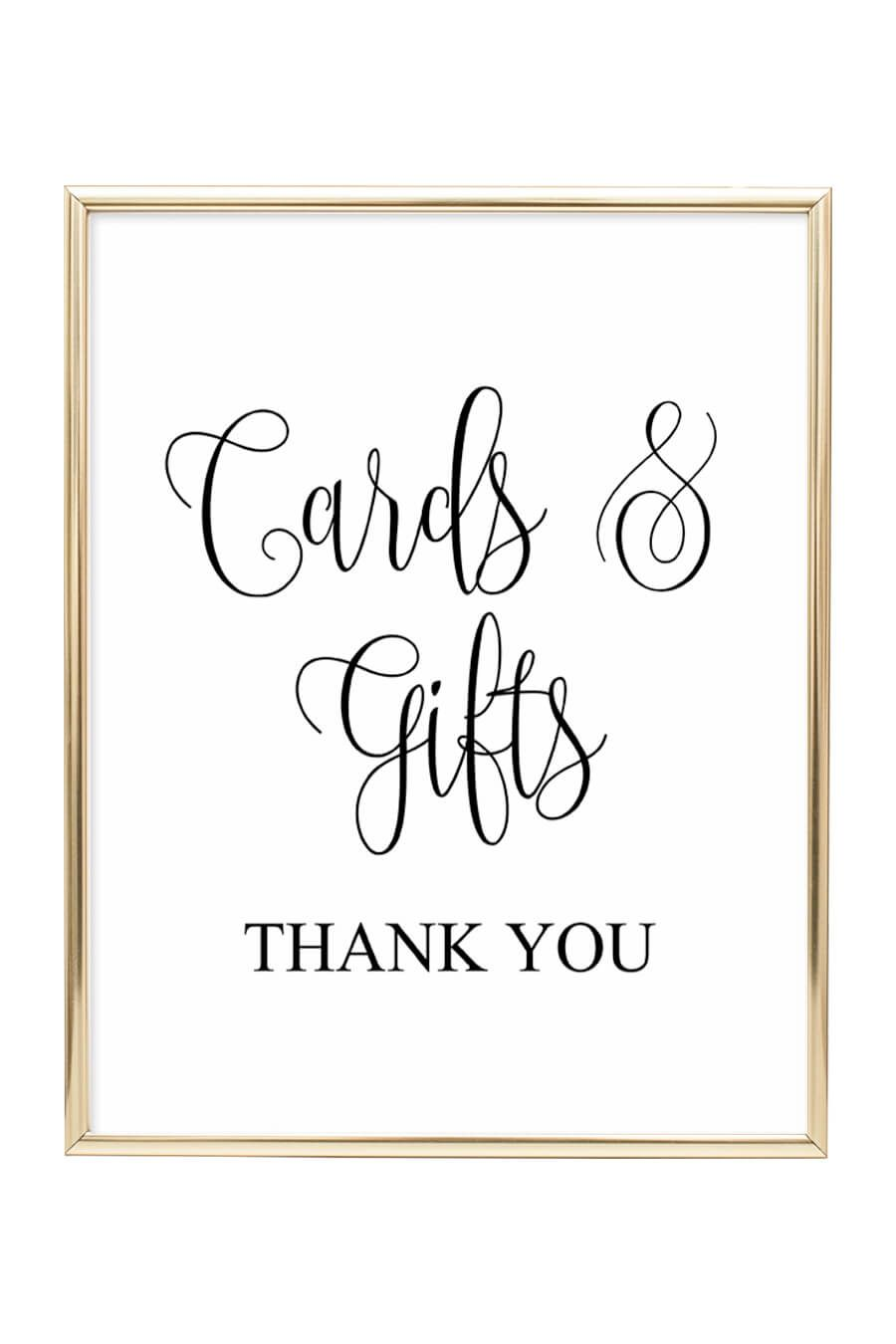 Cards And Gifts Printable Wedding Sign Cards Sign Wedding Free Wedding Printables Wedding Signs Diy