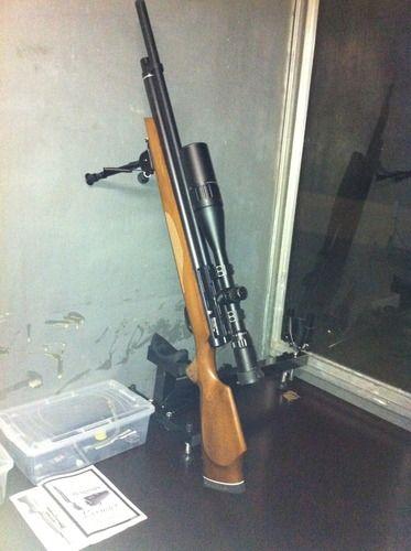 Benjamin Marauder Pre-Charged Pneumatic Air Rifle ( 22)  I