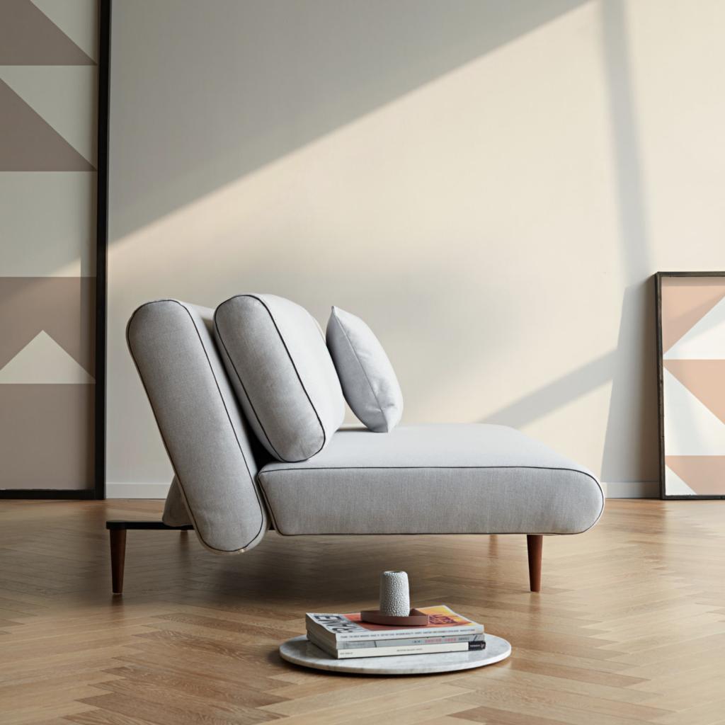 Compact Sofa Bed Unfurl Unique Modern Furniture Home Couture