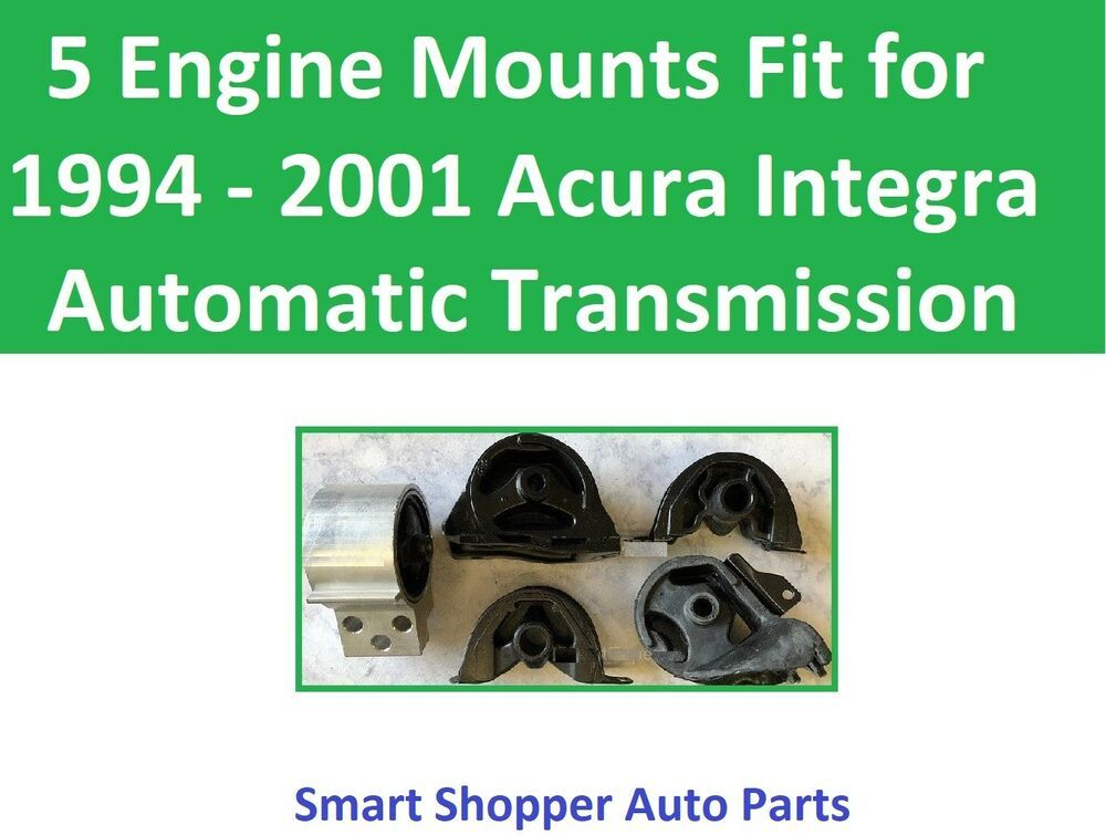 Honda Civic 1.8L Automatic Transmission Mount for 1994-2001 Acura Integra