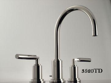 Santec 3520 Modena Widespread Lavatory Faucet | Lavatory faucet ...