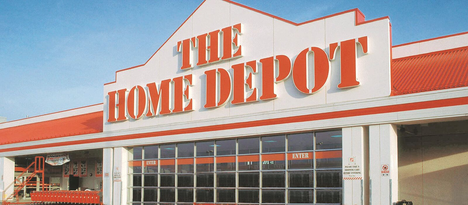 Will Corporate Spending Explode In 2017? Home depot