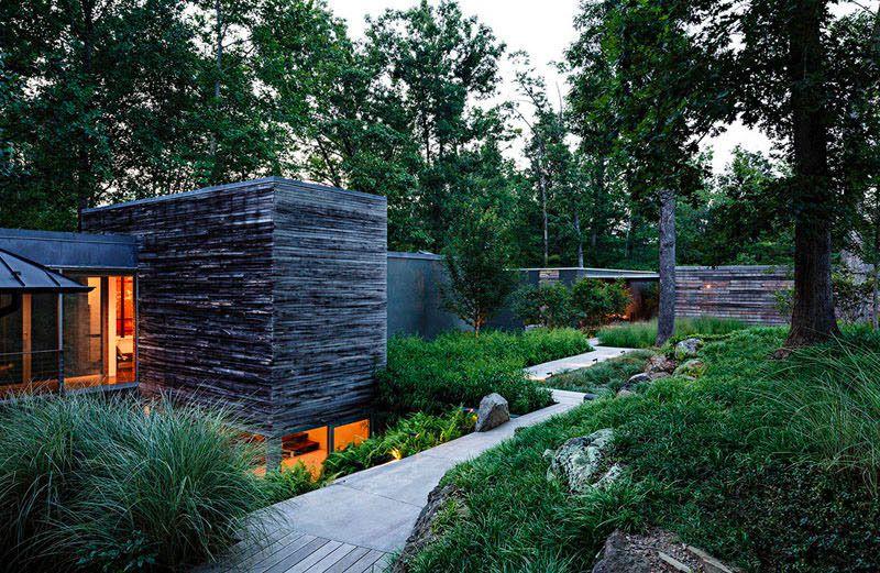 Allée de Jardin : 14 Idées pour Créer une Allée de Jardin Moderne