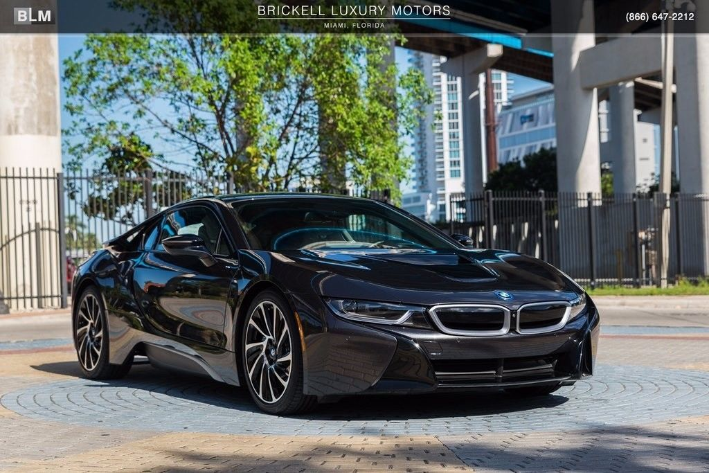 Awesome Amazing 2015 BMW I8 4425 Miles 2D Coupe 15L