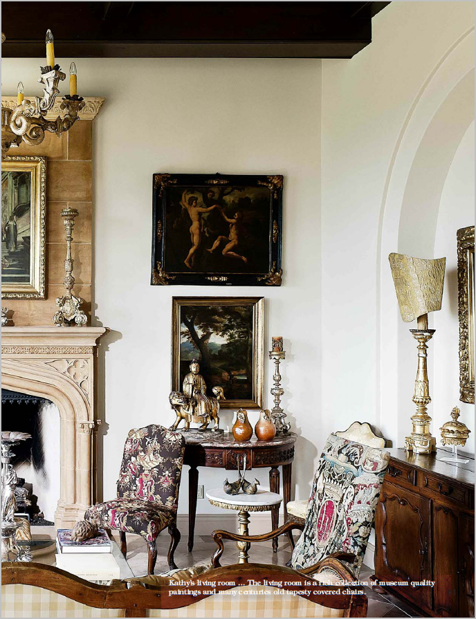 old-world-european-decorating-decoration-home-house-living ...
