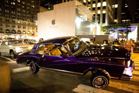 Photo of Lowrider Monte Carlo NYC #hydrauliccars #hydraulic #cars #lowrider