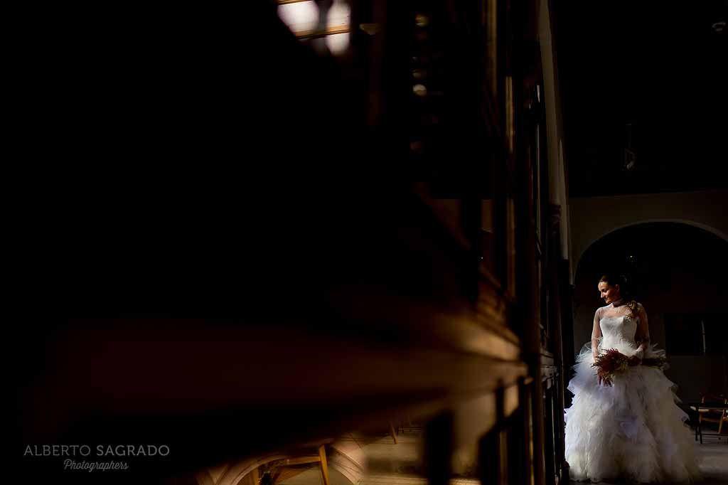 fotografos de vestidos de novia de lorenzo caprile en madrid