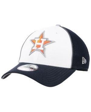 hot sale online c436b 54bfb New Era Houston Astros Pop Reflective 39THIRTY Cap - Blue L XL