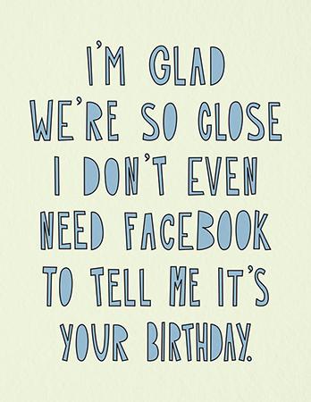 Facebook Birthday Cards Funny Card Design Happy B Day