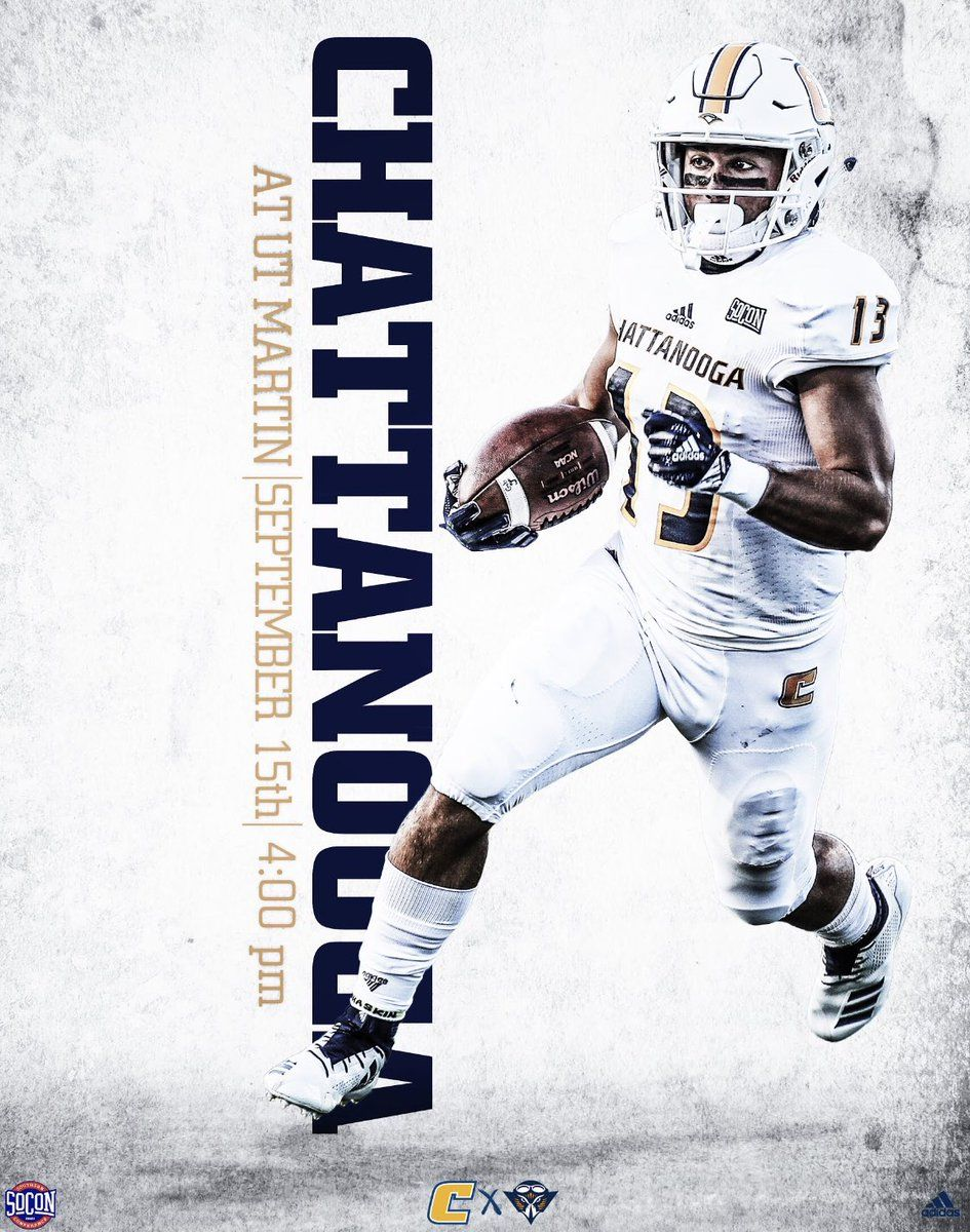 Chattanooga Sports Graphic Design Sports Design Youth Football