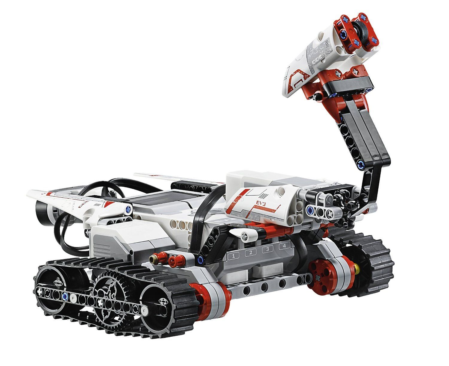 Lego Mindstorms EV3: The newest generation of the classic