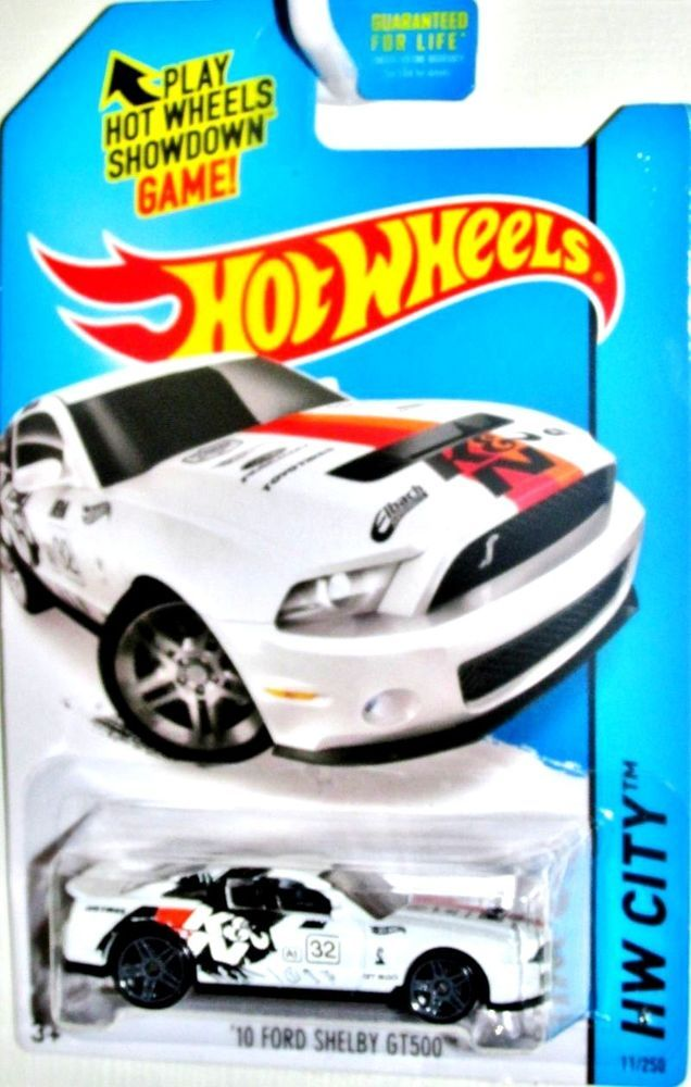 2010 Ford Shelby Gt500 Hot Wheels 2015 Hw City Hw Performance 11 250 K N Hotwheels Fordshelby Hot Wheels Shelby Gt500 Ford Shelby