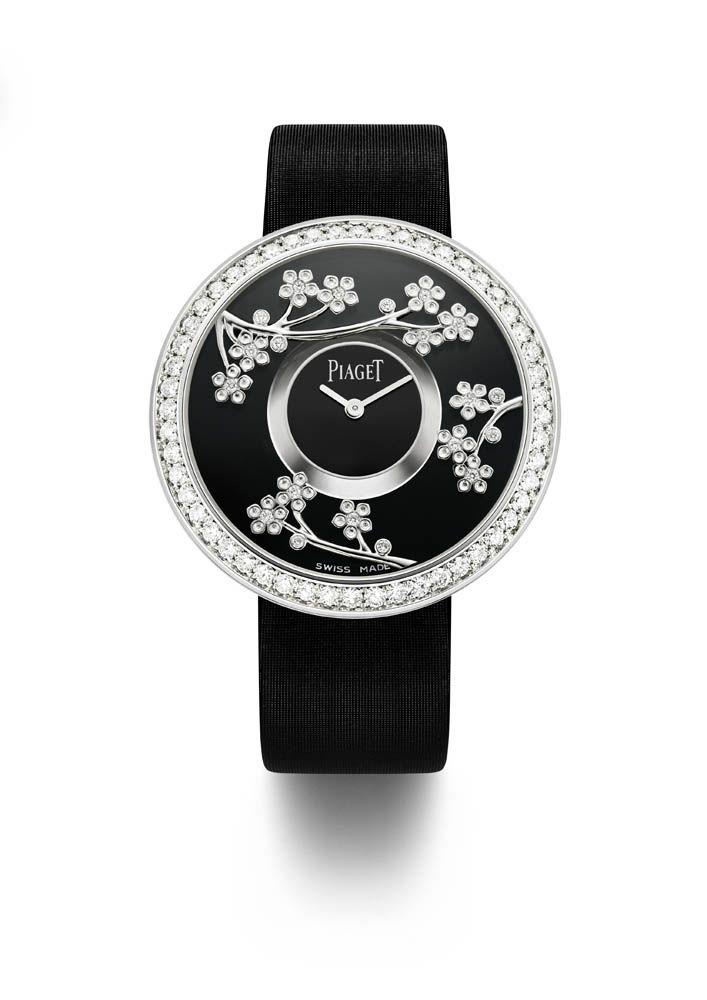 bfb05274d870 Piaget Altiplano watch set with 78 brilliant-cut diamonds. Manufacture  Piaget 430P