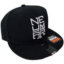 Nike FC True Snapback Cap Black Black