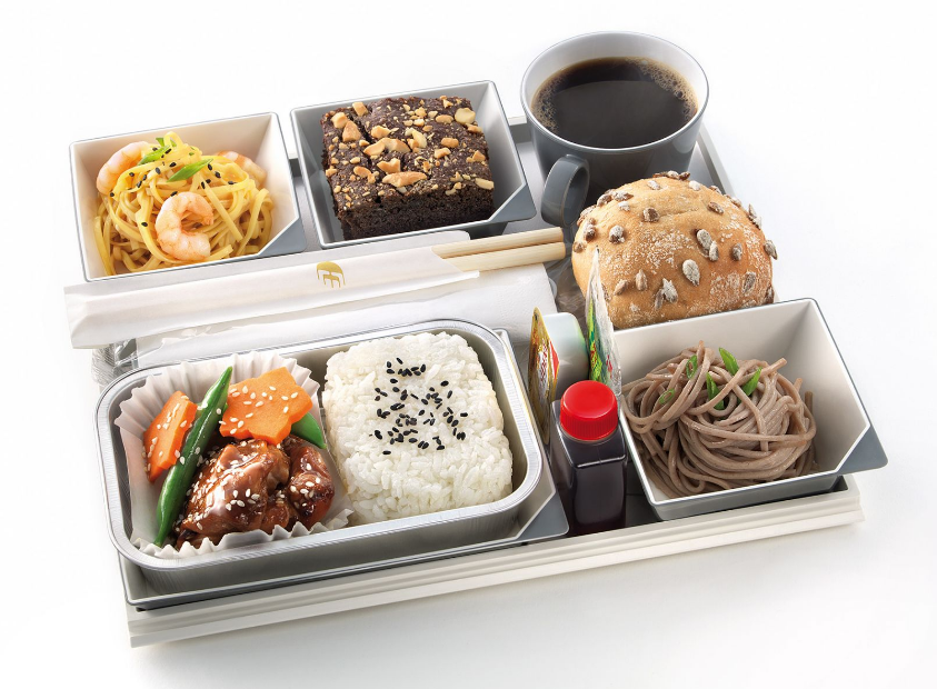 Malaysia Airlines Announced A New And Improved Economy Class Experience For Passengers With A Complete Revamp Of Its Economy Cla Airline Food Meals Travel Food