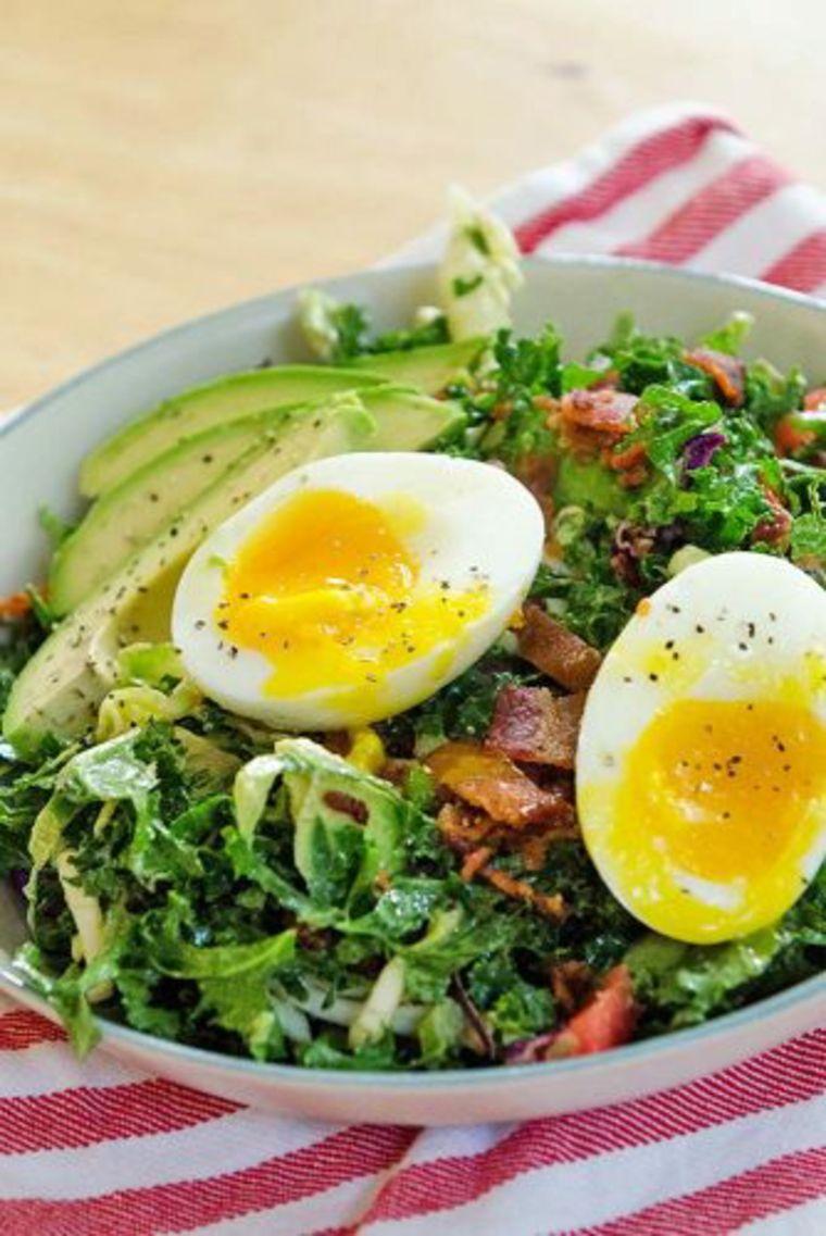 Recetas saludables para el desayuno consigue un vientre