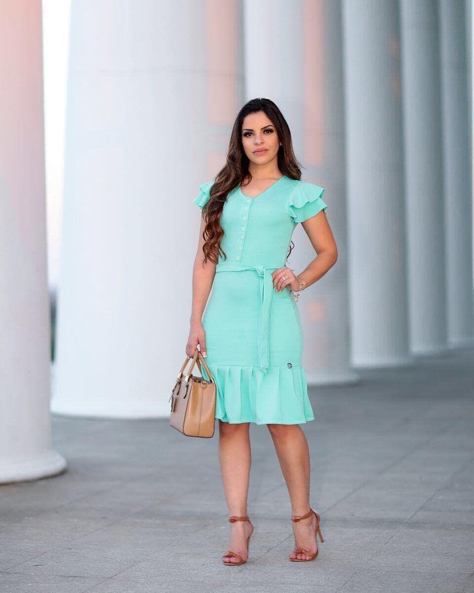 d1ad318b2 Um amor por esse vestido!! 😍 Lá da @kelindets @kelindets Lembrando  meninas, que esta semana a loja ta com promoção! Corre lá aproveitar!
