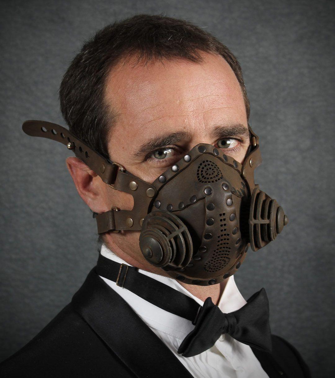 steampunk mask - Szukaj w Google | Masks | Pinterest | Steampunk ...