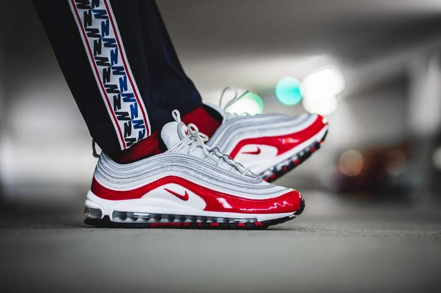 0dc6eda203 Nike - Air Max 97 University Red - 921826-009 | SNKRS | Nike Air Max ...