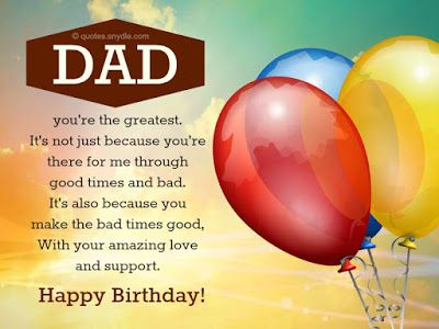 Pin By Wishes And Messages On Birthday Wishes For Best Father
