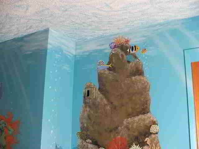 Under The Sea Bedroom Carpetcleaningvirginiacom