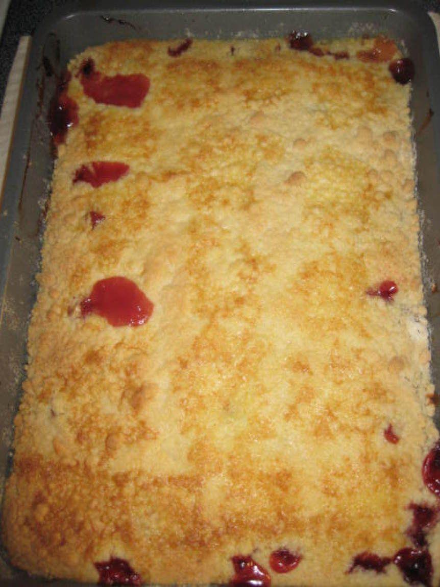 Dump Cake Recipe Desserts Pinterest Desserts Cake And Recipes