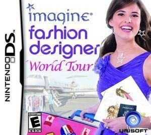 Imagine Fashion Designer World Tour Ds Game Fashion Designer Game Fashion Design Design