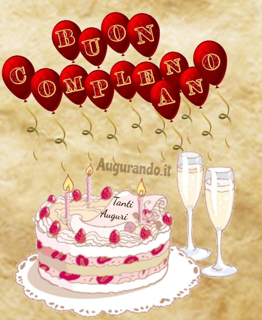 Buon Compleanno Buon Compleanno Auguri Di Buon Compleanno Buon Compleanno Foto