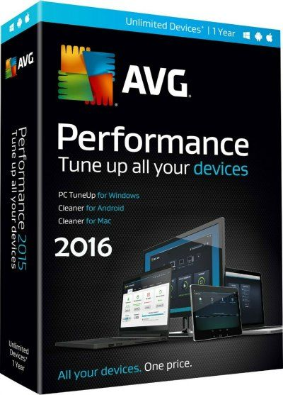 avg tuneup utilities 2017 with crack