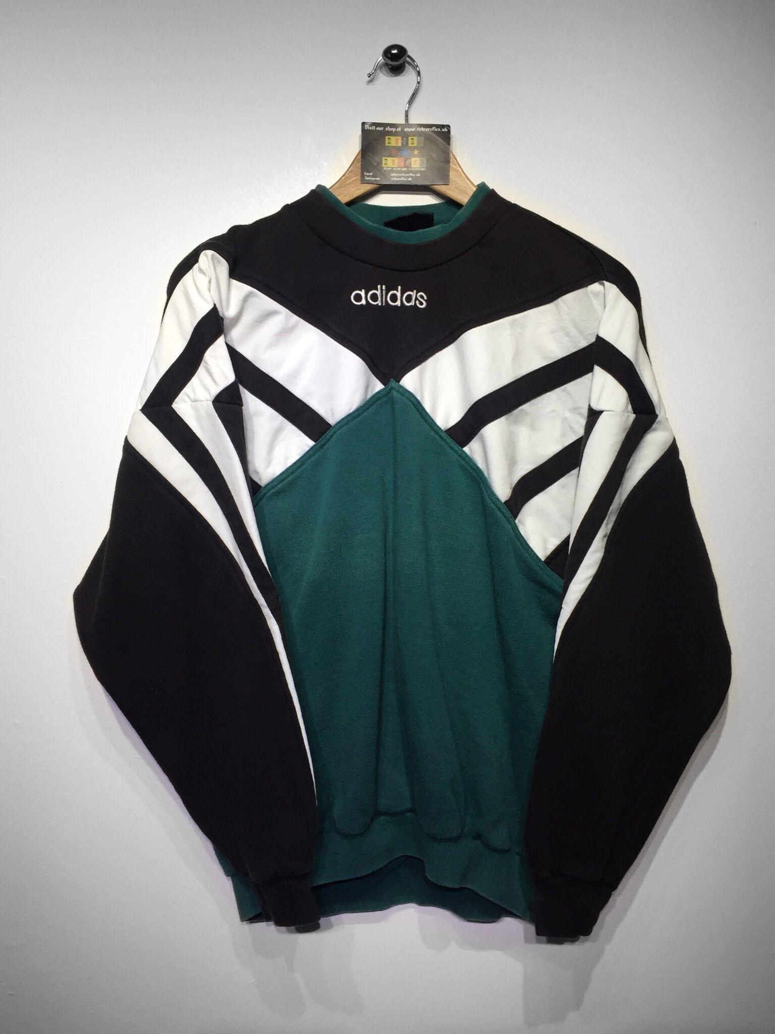 Adidas sweatshirt size XLarge(but Fits oversized) £36