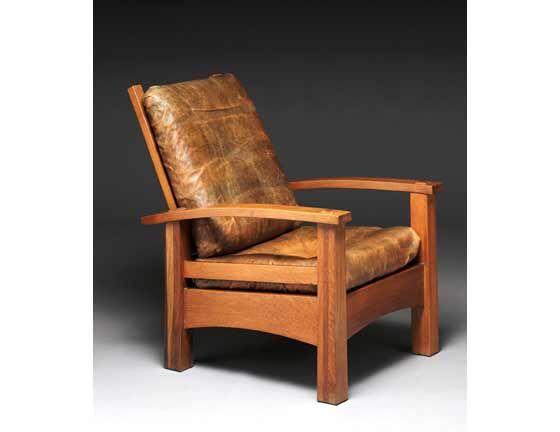 Terrific Stickley Reclining Chair No 2340 No 336 Designed C Machost Co Dining Chair Design Ideas Machostcouk
