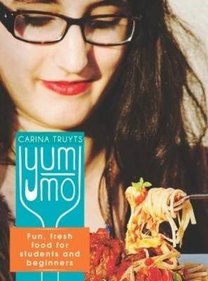 Yum-Mo: Fun,Fresh Food for Students and Beginners. Everybody has to start somewhere right? I started cooking just over a year ago, and quite frankly before that i couldn't even fry an egg. This book would've come quite in handy then and even now, I love the witty, informal way that this book is written. Even my mother is stealing recipes from it coz they're so quick and easy.