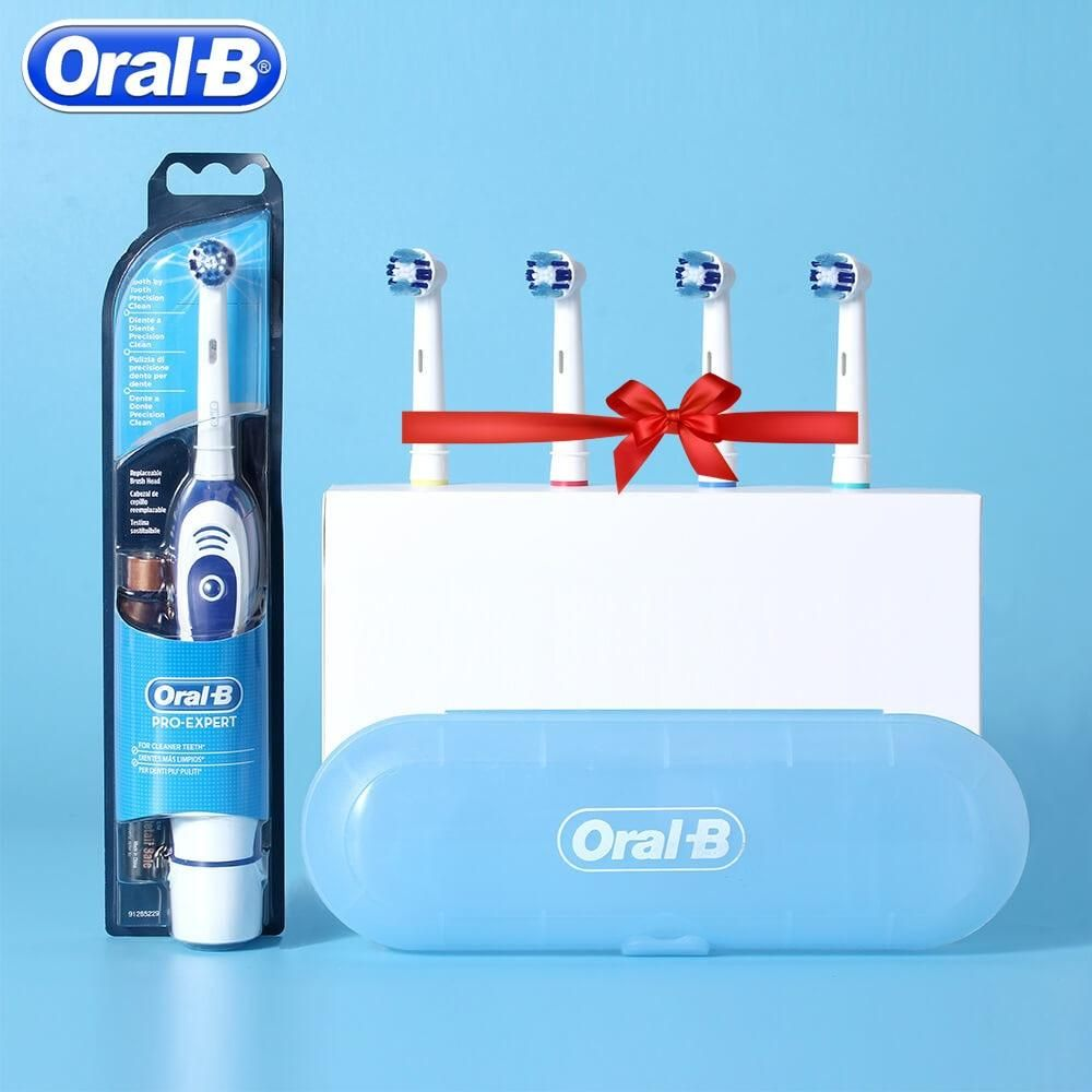 Genuine Oral B Sonic Electric Toothbrush DB4010 Remove