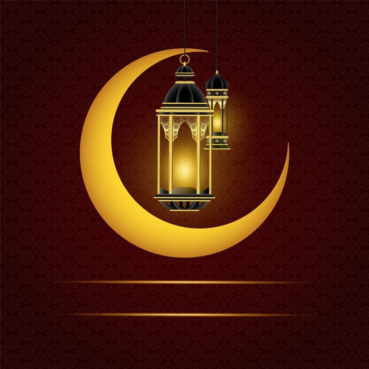 Pin Oleh Irena Rehan Di رمضان Seni Islamis Gambar Grafik