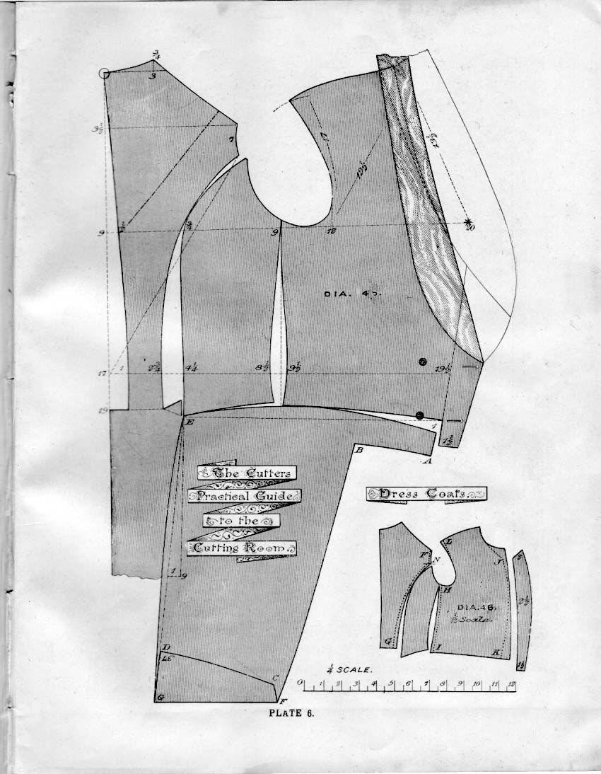 Regency coat | patterns | Pinterest | Historischen kostümen ...