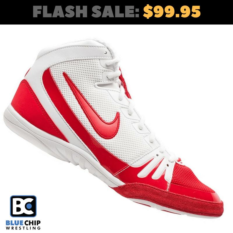 Nike Freek (Red / White) | Most popular